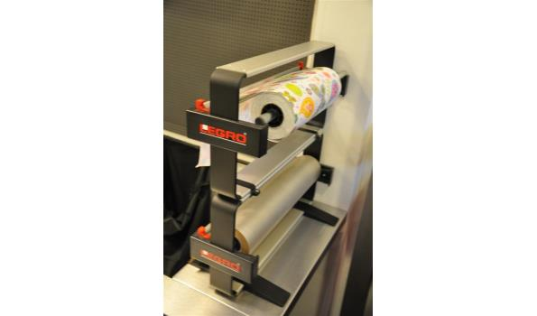Legro Papierrolhouder 50 Cm.Papierrolhouder Merk Legro Multiblock Proveiling Nl
