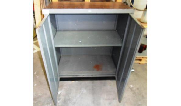 Stalen Werkplaats Kast Proveilingnl