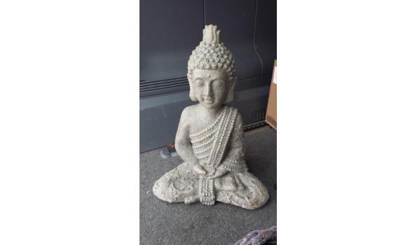 Boeddha Beeld Beton.Betonnen Boeddha Beeld Proveiling Nl