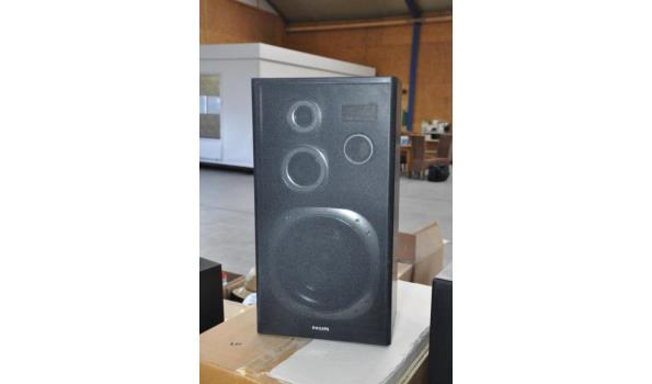 Hedendaags 1 set á 2 Phillips speakers AK 271/20 3 weg speaker 120 watt GQ-47