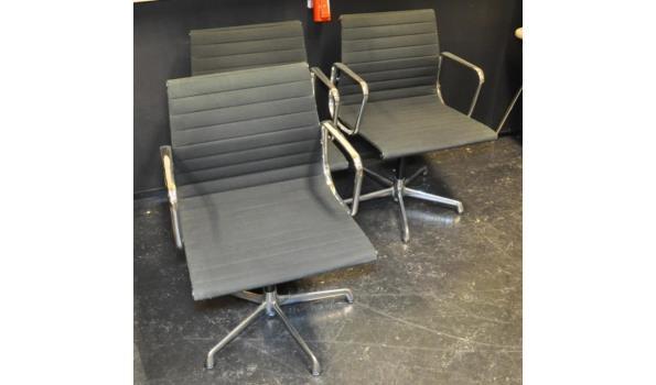 Charles Eames Bureaustoel.Charles Eames Vitra Vergaderstoel Bureaustoel Proveiling Nl