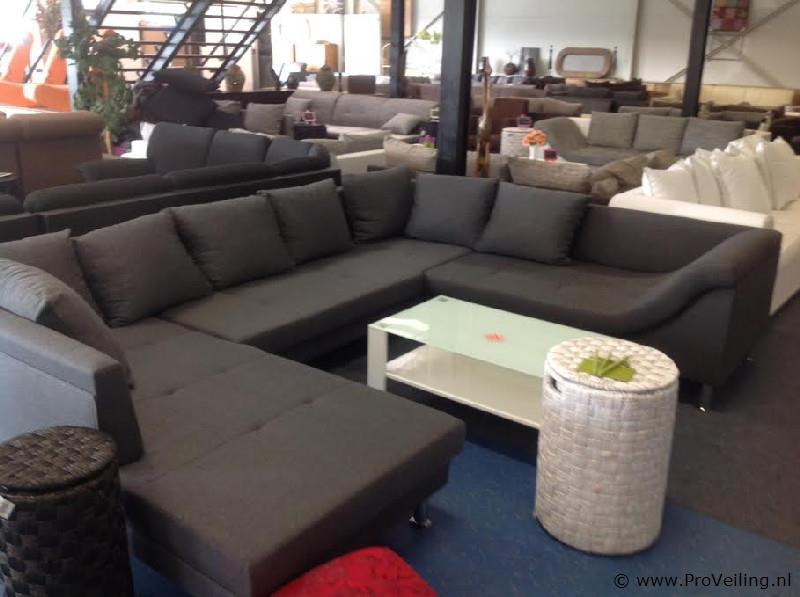 u vorm bank 330x220x260cm. Black Bedroom Furniture Sets. Home Design Ideas
