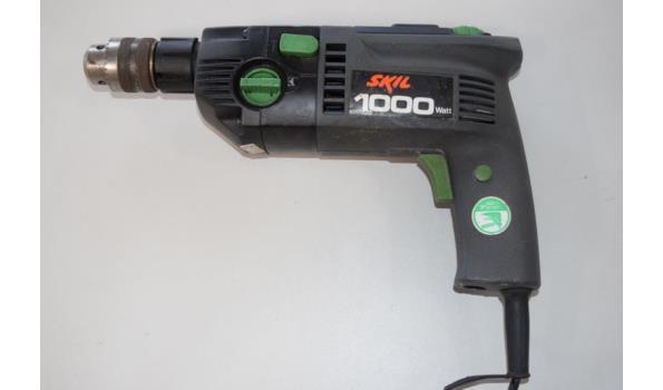Ongekend Elektrische boormachine - merk Skil | ProVeiling.nl PE-01