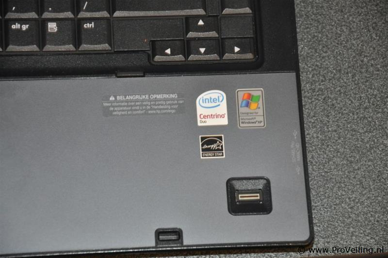 HP Compaq Laptop 6710b Met Intel Centrino Duo Inside