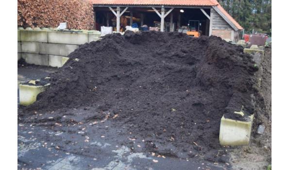 Wonderbaar Inhoud silo - 15 kuub zwart zand   ProVeiling.nl WE-37