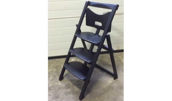 Kinderstoel Hout Inklapbaar.Inklapbare Kinderstoel Lynn Proveiling Nl