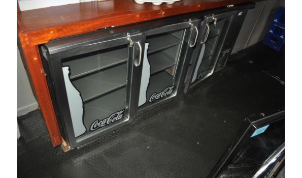 Wonderlijk Coca Cola 3-deurs Gamko koeling | ProVeiling.nl ZA-09