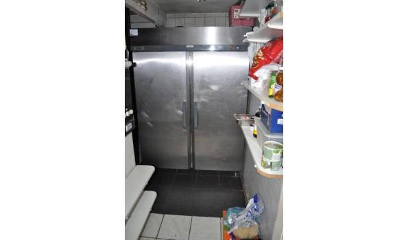 Wonderlijk Minks marynen 2-deurs koelkast - 142x78x199cm | ProVeiling.nl AW-02