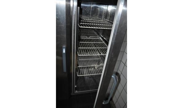 Verrassend Minks marynen 2-deurs koelkast - 142x78x199cm | ProVeiling.nl LE-96