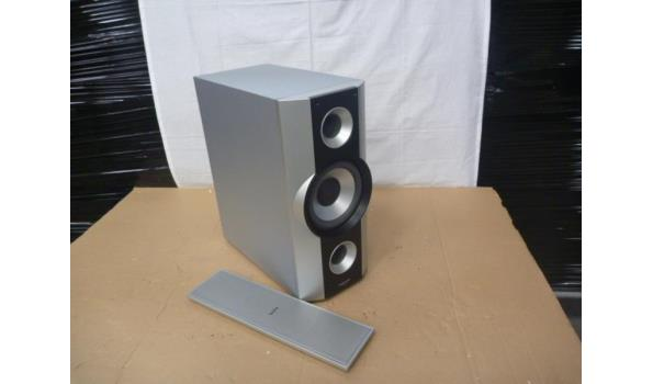 Subwoofer Phillips twinport