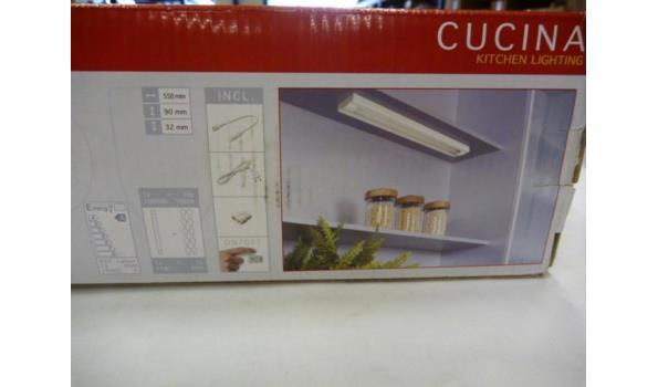 1 x keukenverlichting