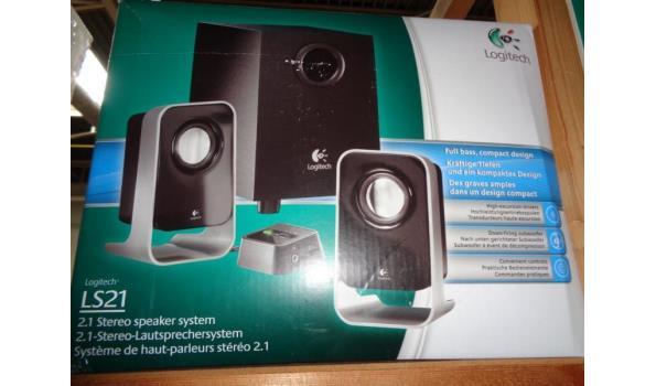 Stereo speaker system