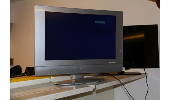 Hedendaags JVC televisie - LT26c31SUE | ProVeiling.nl XJ-07