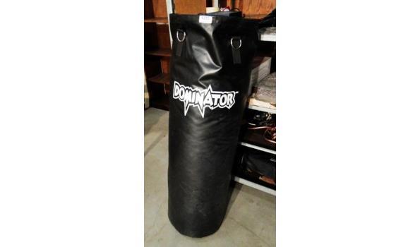Verwonderend Dominator punching bag / bokszak   ProVeiling.nl JD-59