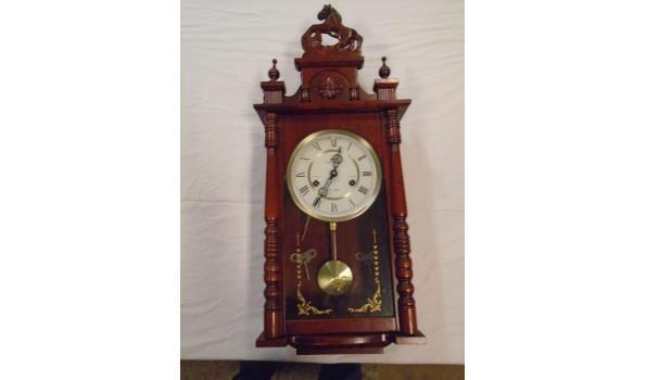 Ongebruikt Authentieke ouderwetse houten klok, Niet getest op werkend TN-92