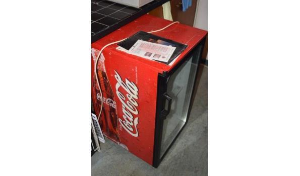 Super Coca Cola koelkast - Type S-5 | ProVeiling.nl SY-28
