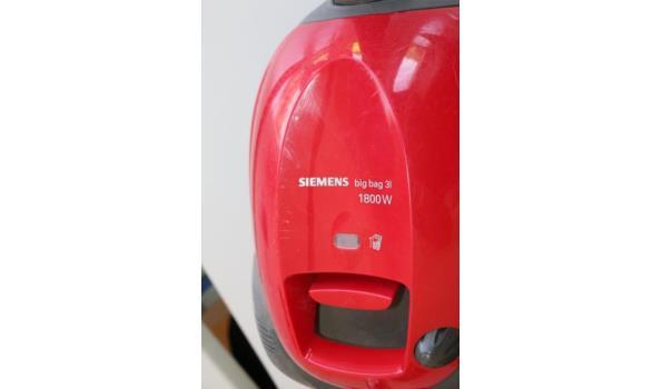 siemens big bag 3l  Siemens stofzuiger - big bag 3L 1800W