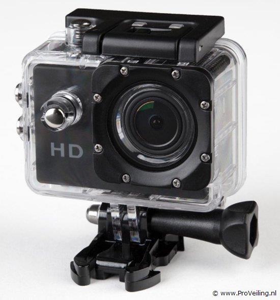 Full HD Action Camera Grijs