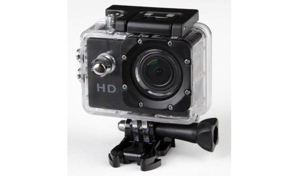 Full HD Action Camera Grijs