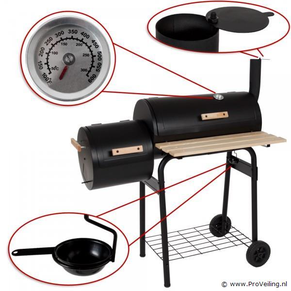Grill BBQ Smoker