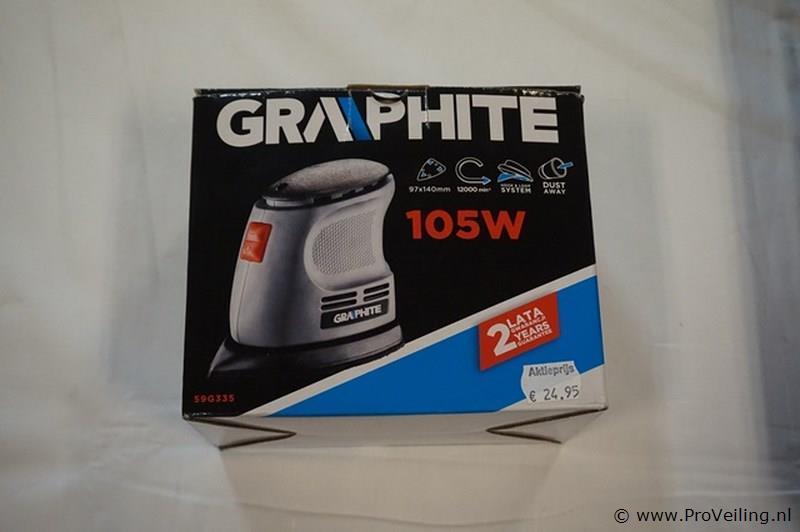 Graphite schuurmuis 105W