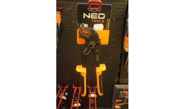 Neo waterpomptang 250mm