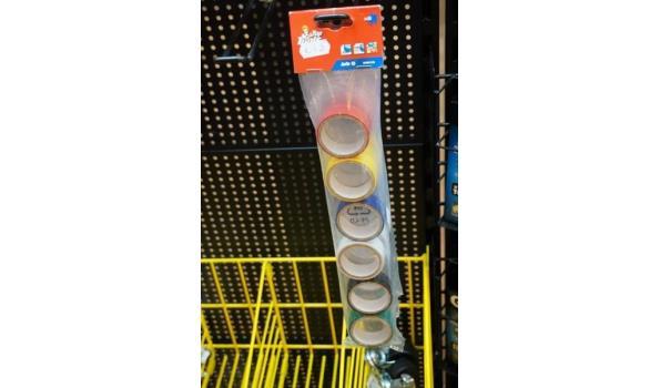 4x isolatie tape 6 delig
