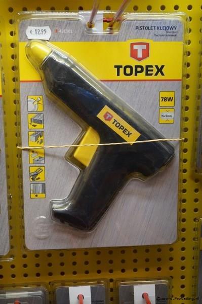 Topex lijmpistool 78W 11,2mm