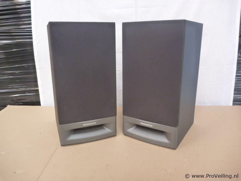 set a 2 Phillips ( magnavox ) speakers