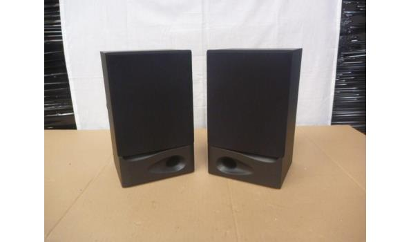 set a 2 nette speakers