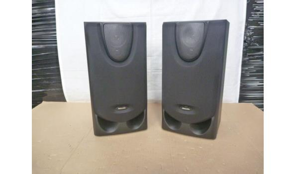 set a 2 Phillips speakers