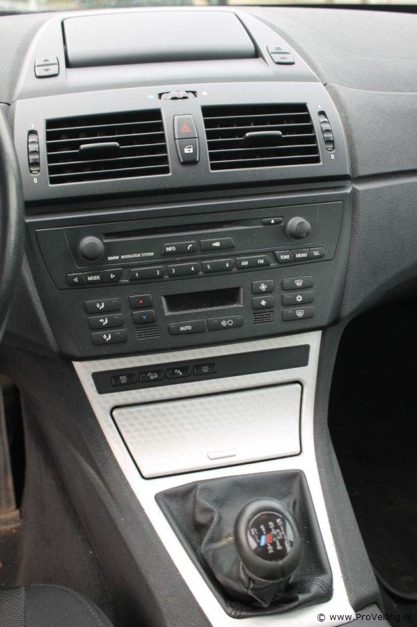 BMW X3 2.0 td