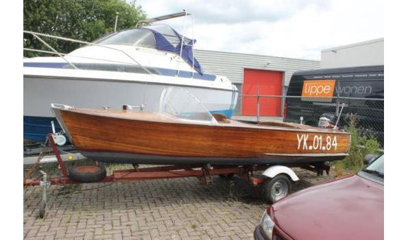 Nordson Runabout Klassieke Boot