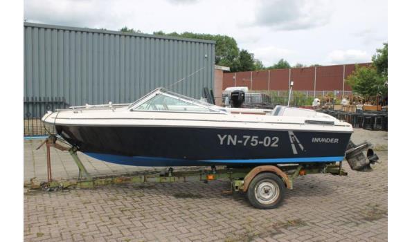 Invader 170 Polyester Speedboot