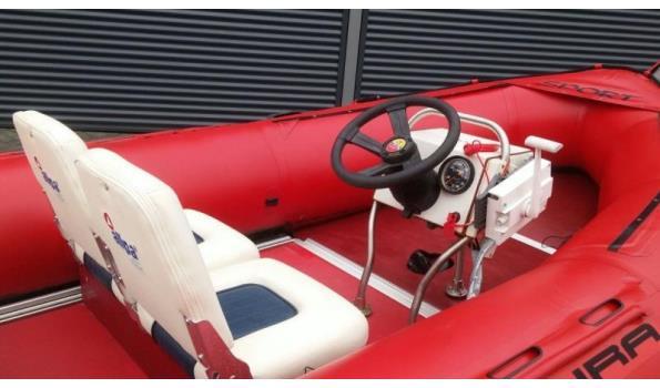 Zodiac Futura Rubberboot