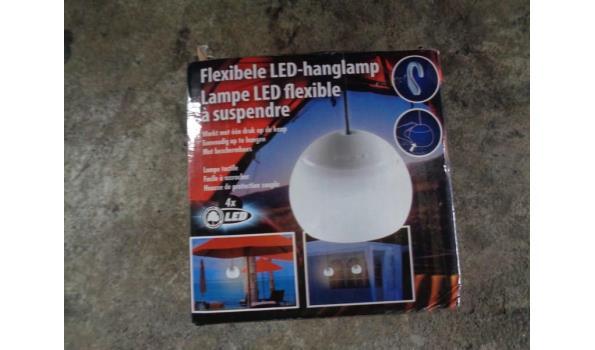 Flexibele LED-hanglampen