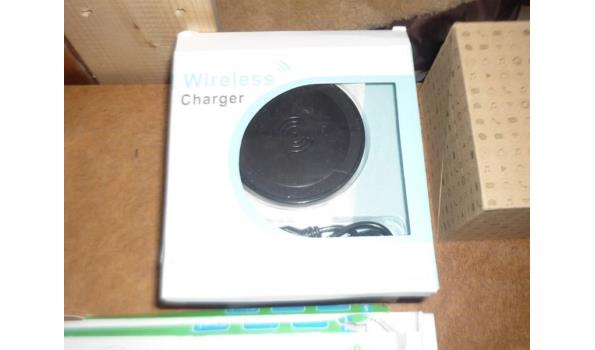 Draadloos charger