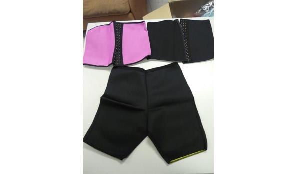 Slimming short en slimming belt