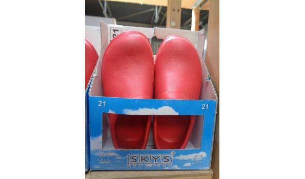 Schoenen/ klompen