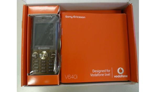 Sony Ericsson mobiel