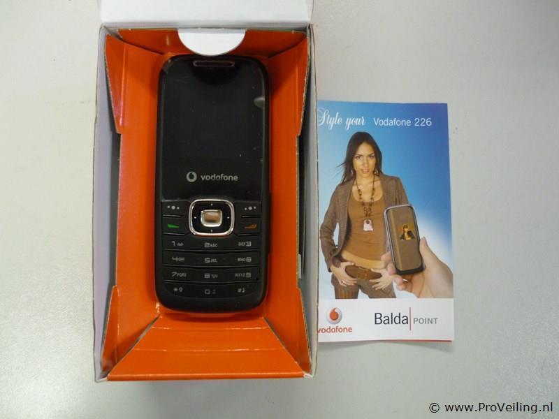 Vodafone telefoon