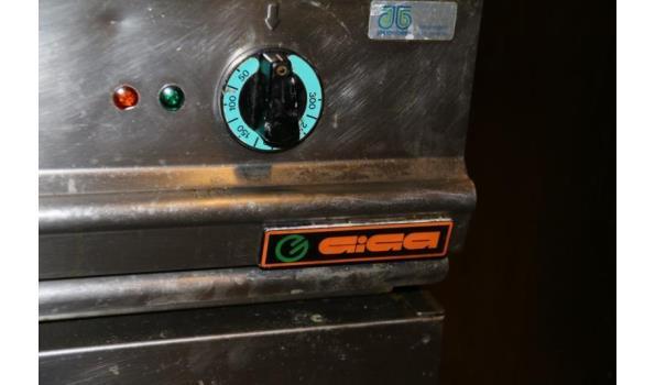 Giga bakplaat - 400V