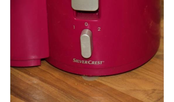 Silver Crest sap juicer - SFE 450C1