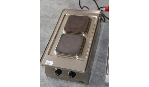 MKN elektrische kookplaat