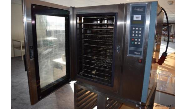 Combimat Mastermind steamer/oven - 3B 10PL