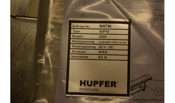Hupfer SPV voedselverdeelband