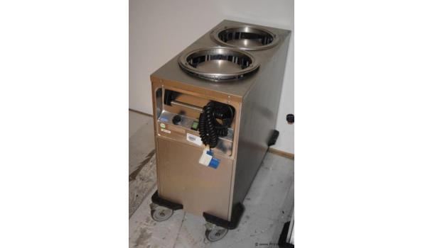Bordenwarmer merk Contact System - type RRH-2