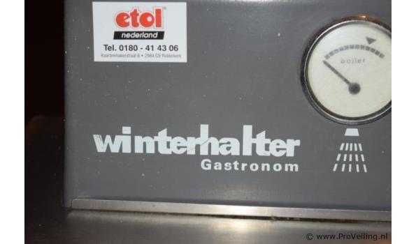 Winterhalter vaatwasmachine - Dur 1