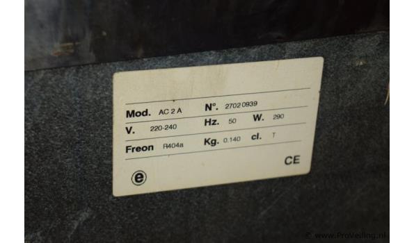 IJblokjesmachine -  AC 2