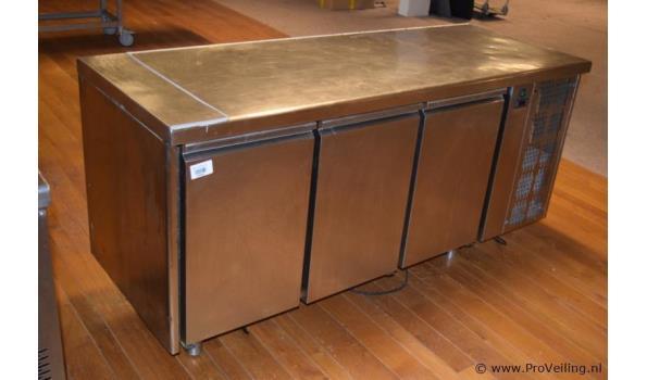 Technodom koelbank - 187x69x90cm.